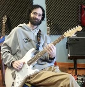 שהם אופיר - מורה לגיטרה