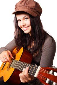 לימודי גיטרה למבוגרים